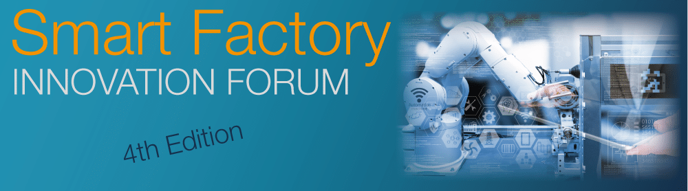 Header Smart Factory Innovation Forum 4th Edition