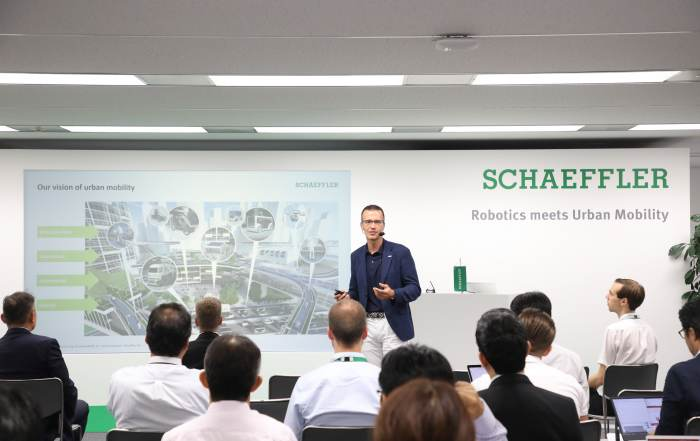 Tech Partnering Schaeffler Japan